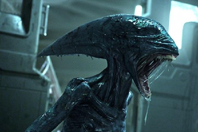 Revelan foto del elenco de Alien: Covenant; donde aparece Demián Bichir