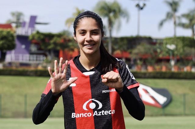 ¡Imparable! Alison González llega a 50 goles en la Liga MX Femenil