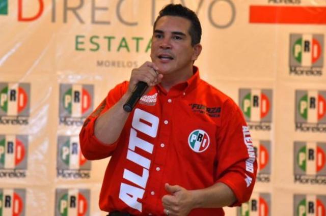 """""""Alito"""" advierte expulsión de Quirino Ordaz si acepta embajada"""