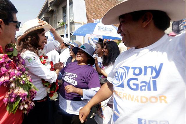 En Puebla se dio la campaña electoral más violenta, dice Alcalá