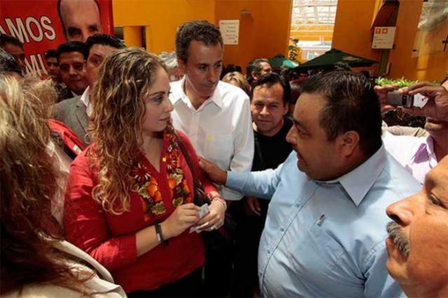 Palomea el PRI nuevo parche al código electoral de Puebla