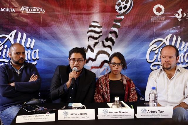 Festival de Cine Universitario Allucinema recibe 3500 cortometrajes