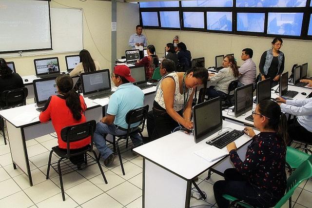 Curso sobre almacenamiento en la Nube, a personal de UTTECAM