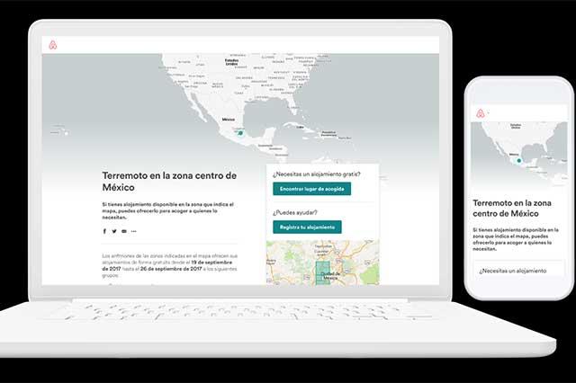 Abren casas a damnificados y rescatistas en Puebla y Morelos