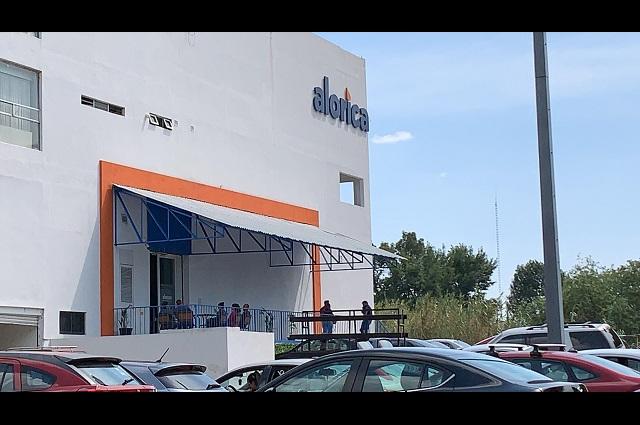 Preocupa a empleados de Alorica supuesto caso de Covid-19