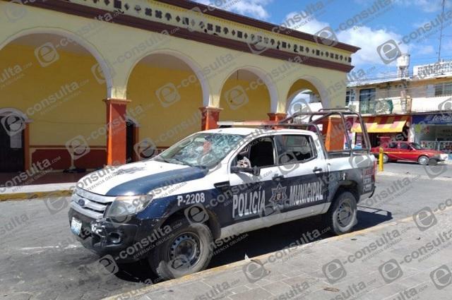 Dan de alta a elementos de seguridad agredidos en Altepexi