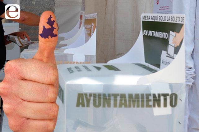 Llega la alternancia política a 122 municipios de Puebla