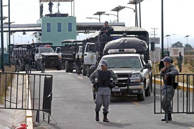 Dictan formal prisión a ex director de El Altiplano