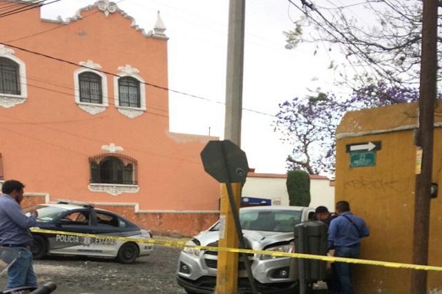 Persecución y balacera en El Alto dejan un muerto y dos heridos