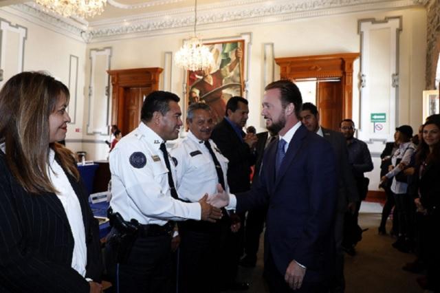 Reconoce Alto al Secuestro labor de Mesa de Seguridad de Puebla