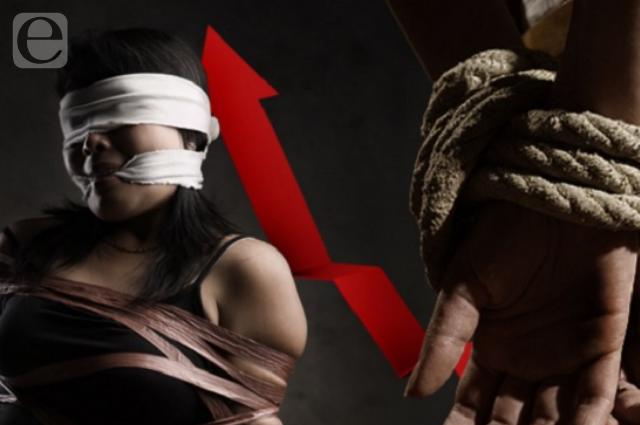 Registra Alto al Secuestro el doble de delitos que la fiscalía en Puebla