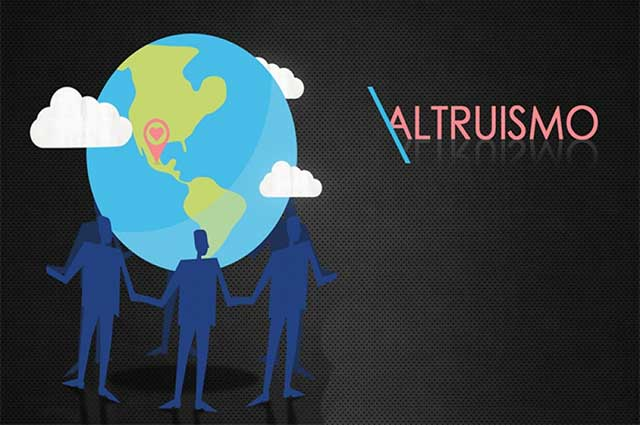 Altruismo, cosa de muchos mexicanos, dice la gente