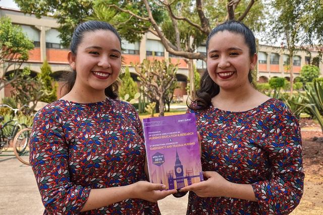Alumnas UDLAP logran primer lugar en congreso internacional
