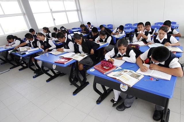 Puebla recibió 761. 4 mdp en dos años para Reforma Educativa: IV Informe