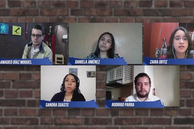 Jóvenes de IBERO Puebla repiensan el derecho en foro