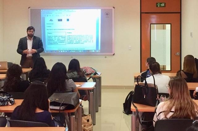 Director de Centro de Turismo en Brasil capacita a alumnos Anáhuac