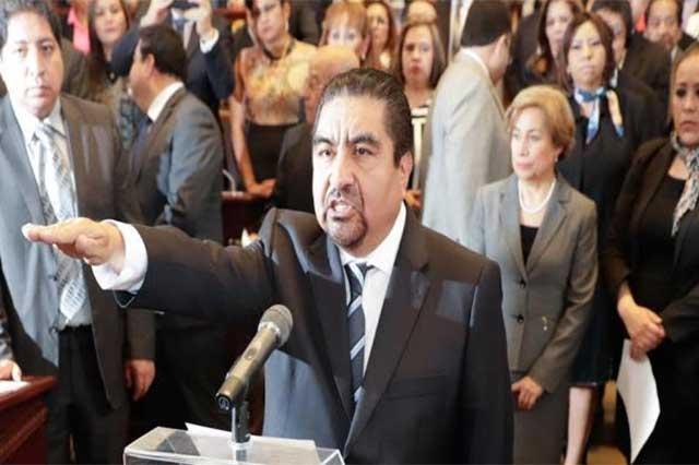 Álvaro Pérez para presidirá el Tribunal Superior de Justicia capitalino