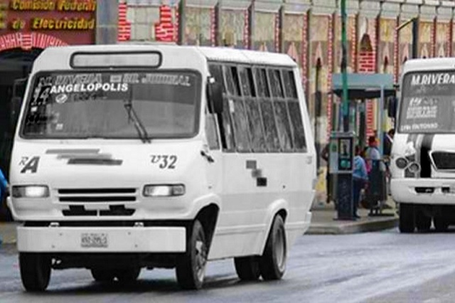 Con alza en transporte vendrá aumento de precios, dice MC