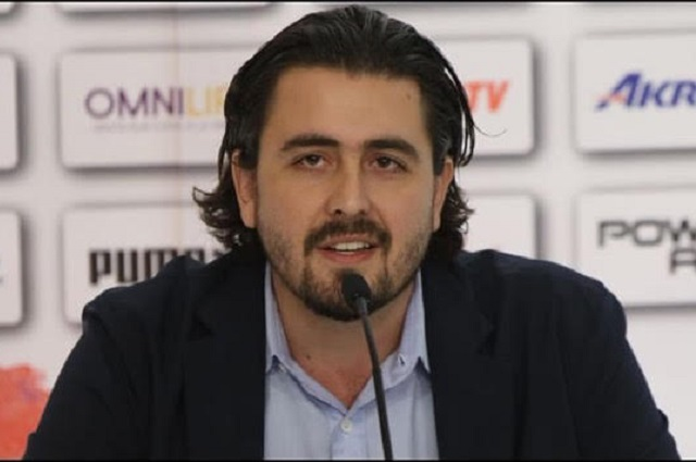 Amaury Vergara es el nuevo presidente de Chivas