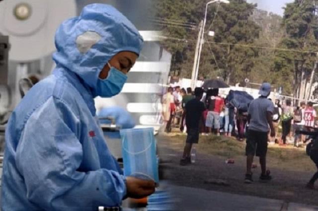 Concentra Amalucan los contagios de Covid-19 en Puebla