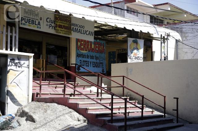 Analizará Rivera retomar obras de mercado Amalucan