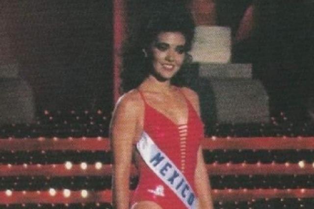 Amanda Olivares, la poblana que conquistó el mundo con su belleza
