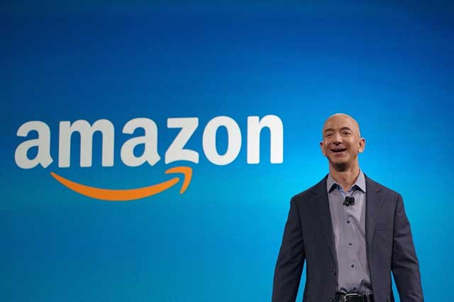 Jeff Bezos, dueño de Amazon, se convierte en el hombre más rico del mundo