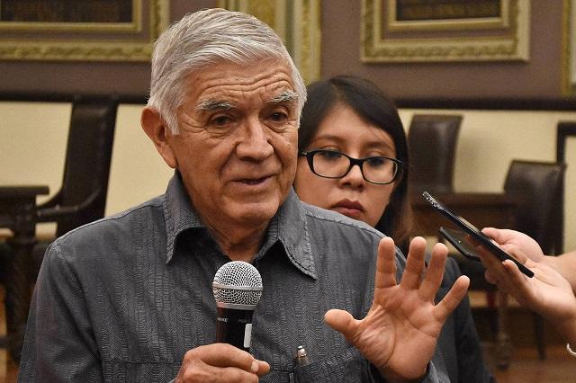 Niega INAH daño grave a Congreso de Puebla; ve innecesaria mudanza