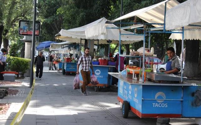 Más de una queja diaria por parques descuidados en la capital