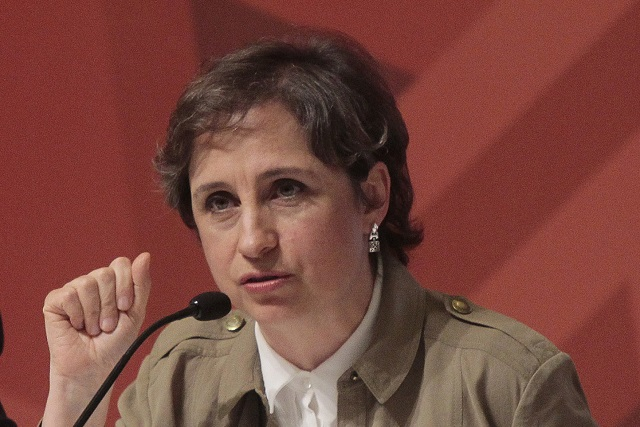Con documental Silencio Radio, sobre Carmen Aristegui, inicia Ambulante en casa
