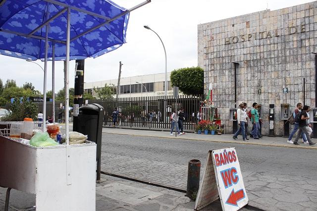 Ambulantes invaden la unidad habitacional La Margarita
