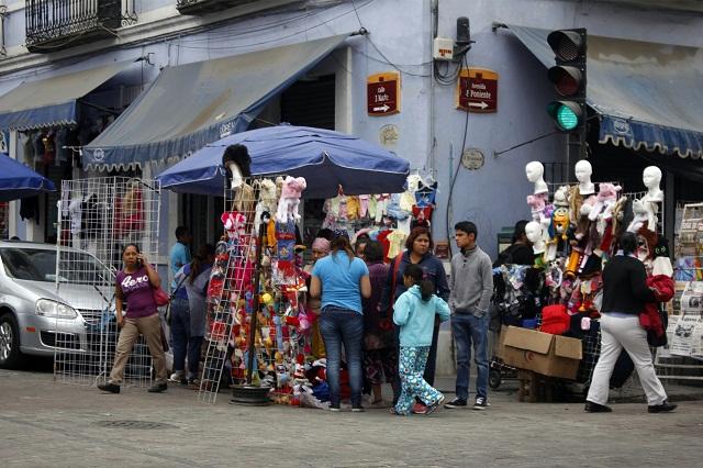 Serán retirados 800 ambulantes del centro histórico: regidor
