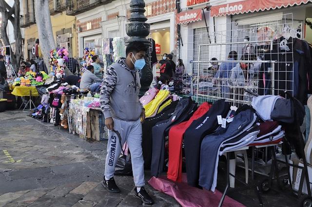CCE y Coparmex reprochan impunidad a informales en crisis Covid