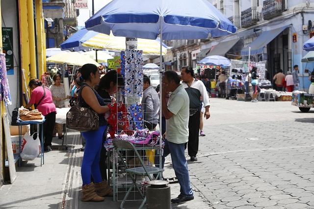 Comercio del Centro Histórico no digiere aún el corredor para informales
