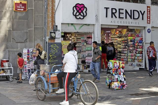 Gobierno actúa contra la economía informal: Barbosa