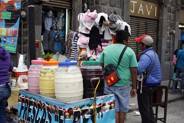 Es Puebla segundo lugar en aumento de informalidad laboral