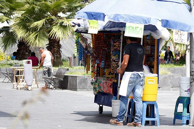 Empleos informales aportan hasta 25 % del PIB, según estudio