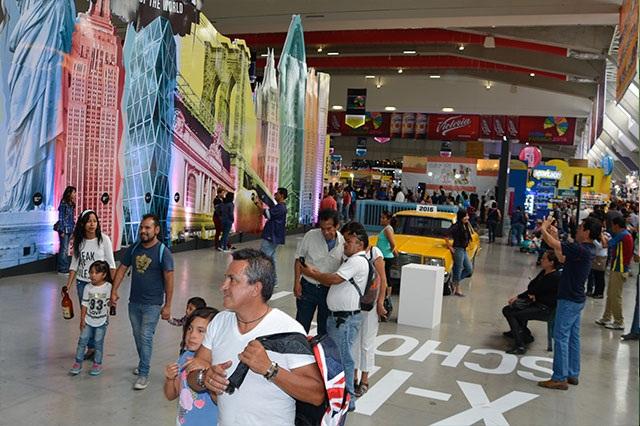Deja más de 100 mdp renta de stands en la Feria de Puebla
