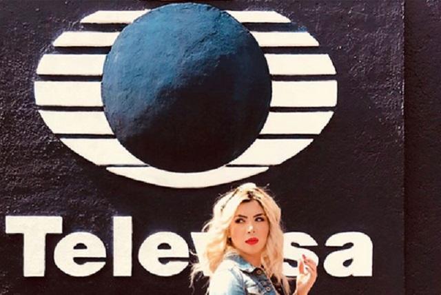 Así amenazaron a la conductora de Televisa Paola Villalobos