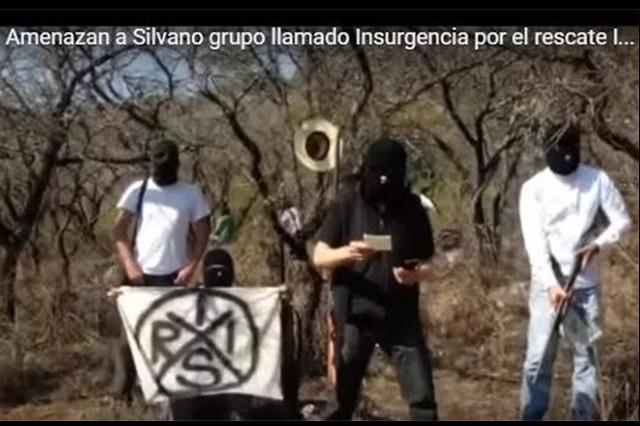 Surge grupo armado en Michoacán que amenaza con atacar a narcos
