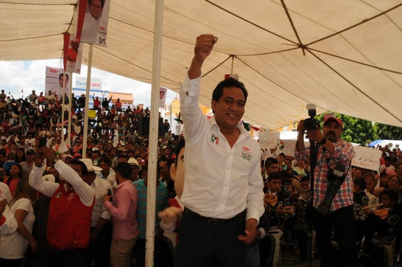 Recibe candidato del PRI en Acatzingo amenazas de muerte