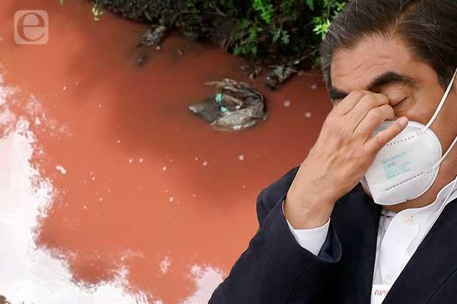 Contaminación de rastros, culpa de ayuntamientos: Barbosa