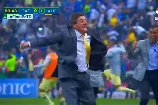 Televisa vence a Tv Azteca en rating de final de futbol