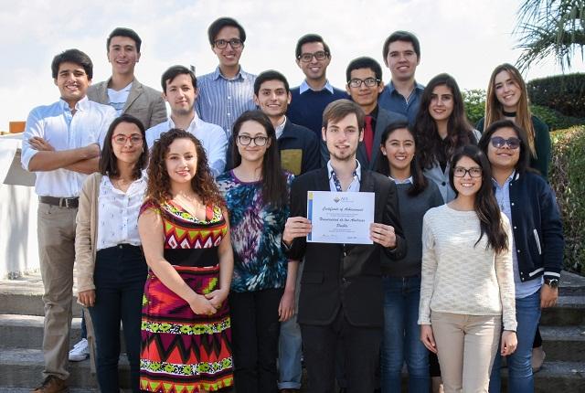 American Chemical Society UDLAP reconoce labor de Capítulo estudiantil