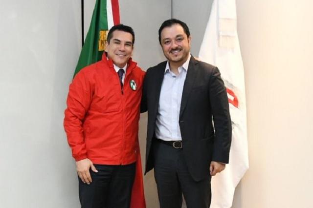 Américo Zúñiga es nuevo delegado del PRI en Puebla