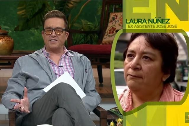 Sarita indujo a José José a firmar poder a favor de ella: Núñez