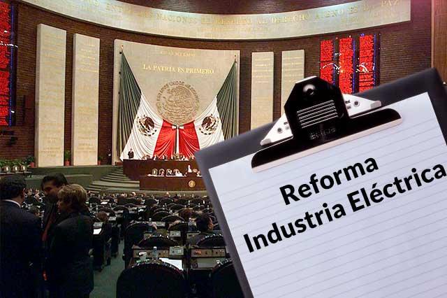 Exhibirán en mañaneras a los que voten contra Reforma Eléctrica
