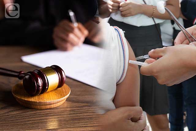 Gobierno impugnará decisión judicial de vacunar a menores