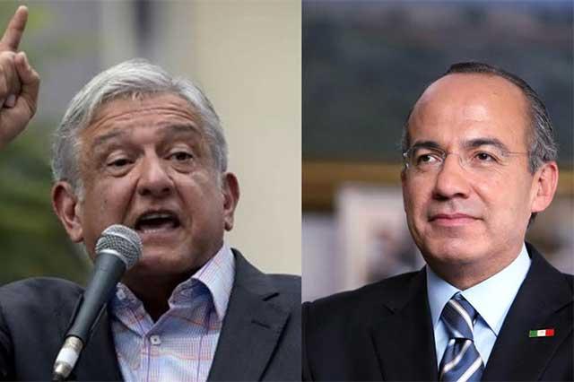 Reta Calderón a AMLO a que pruebe que el origen de su dinero es lícito