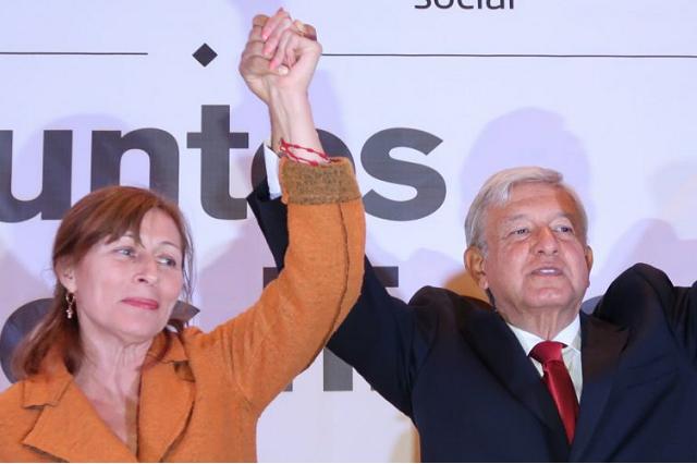 Tatiana Clouthier desmiente que AMLO no vaya a asistir al segundo debate